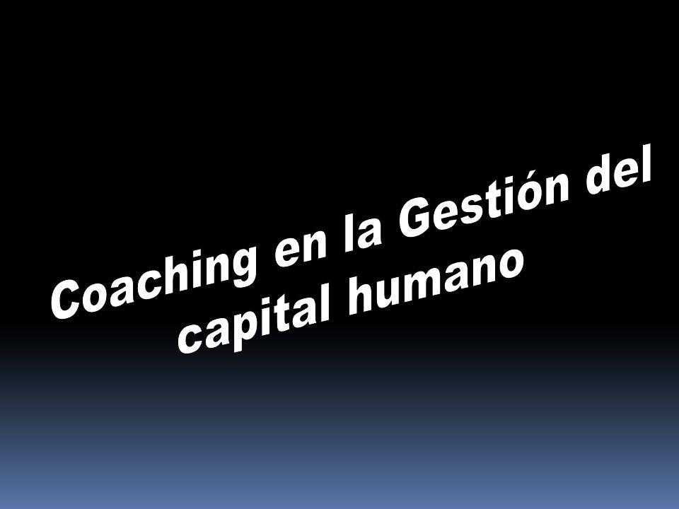 Coaching en la Gestión del