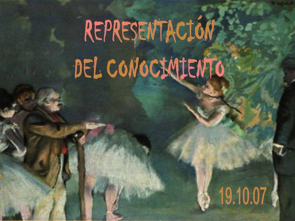 REPRESENTACIÓN DEL CONOCIMIENTO 19.10.07
