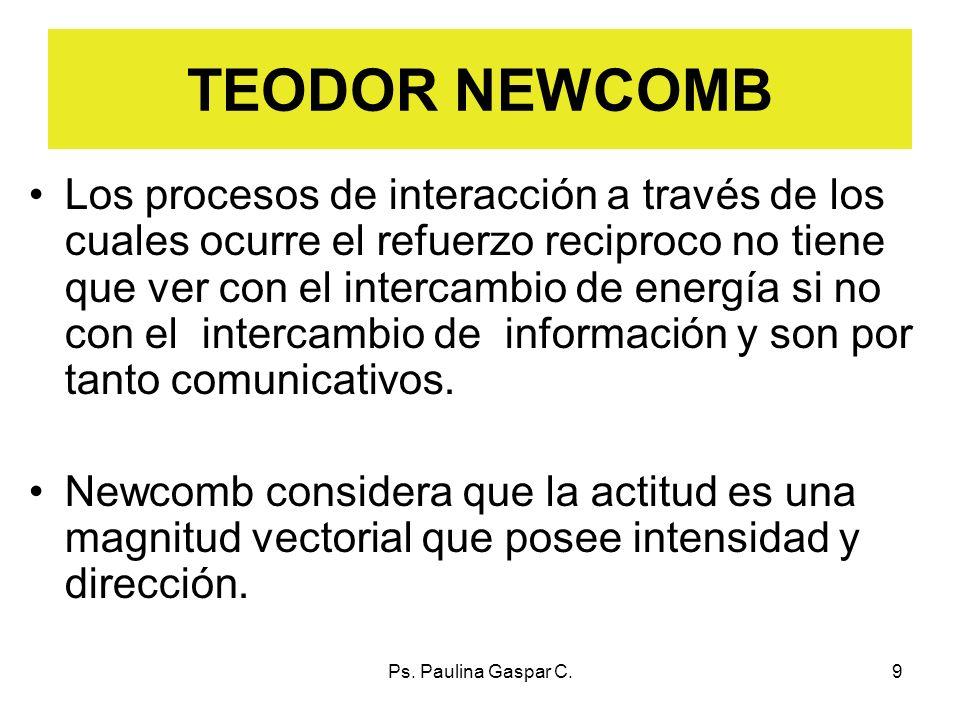 TEODOR NEWCOMB