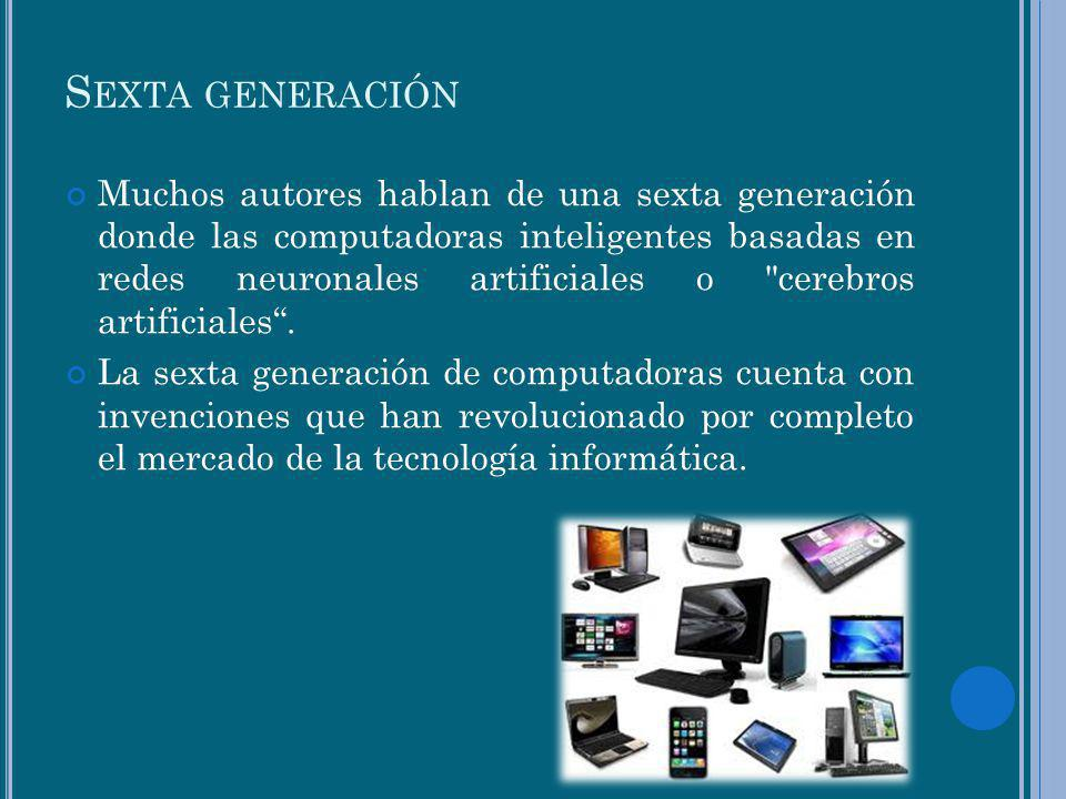 Sexta generación