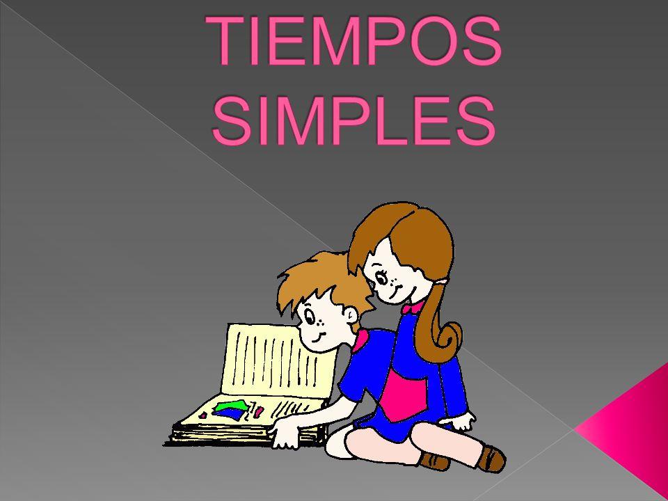 LOS TIEMPOS SIMPLES