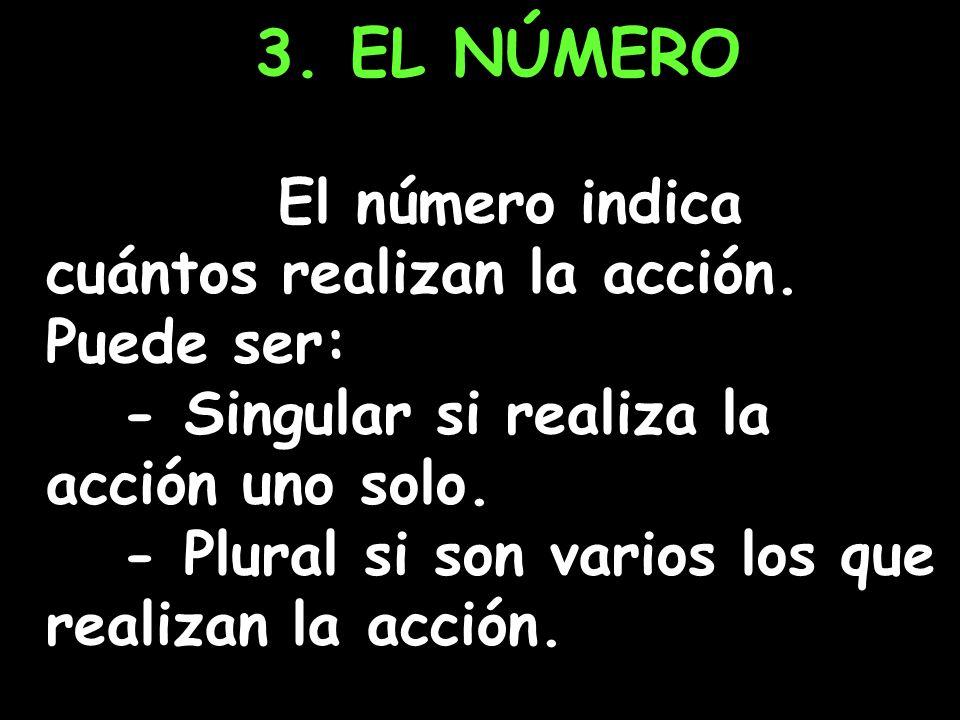 3. EL NÚMERO
