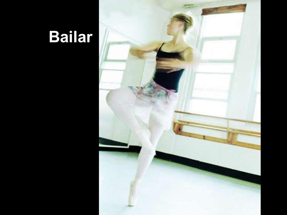Bailar Aspecto técnico: