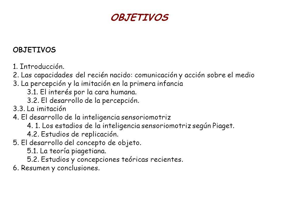 OBJETIVOS OBJETIVOS 1. Introducción.