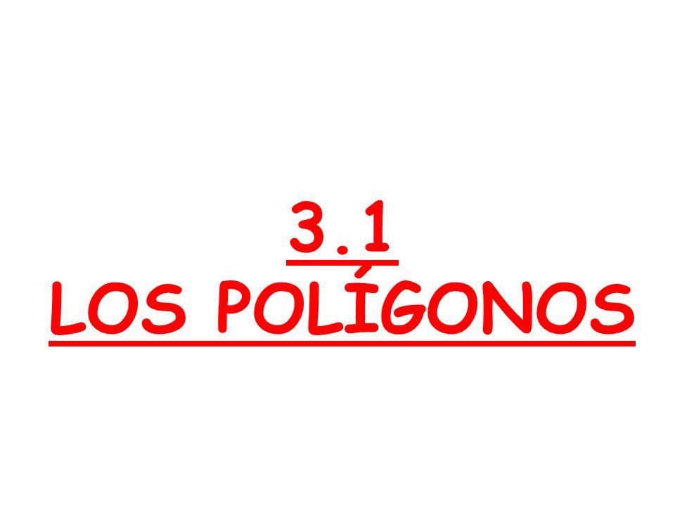 3.1 LOS POLÍGONOS