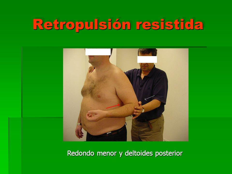 Retropulsión resistida
