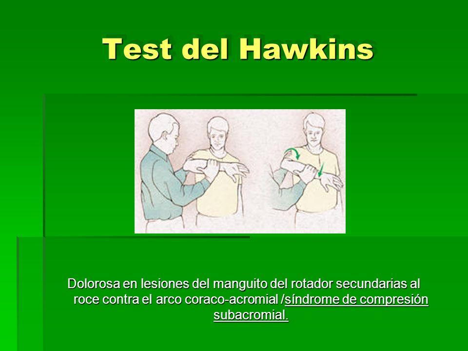 Test del Hawkins