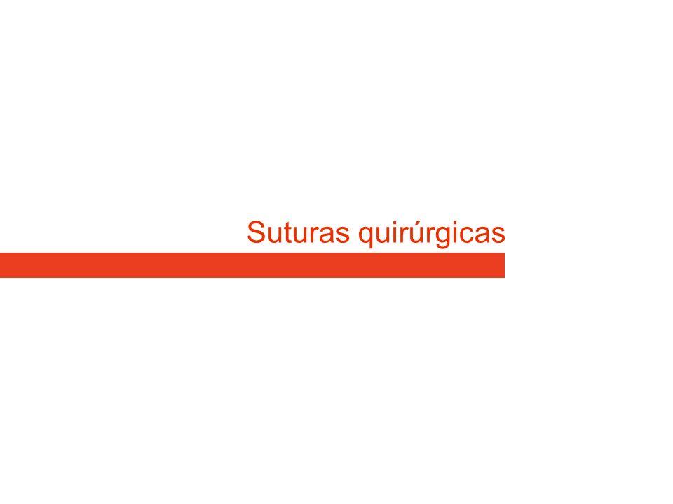 Suturas quirúrgicas