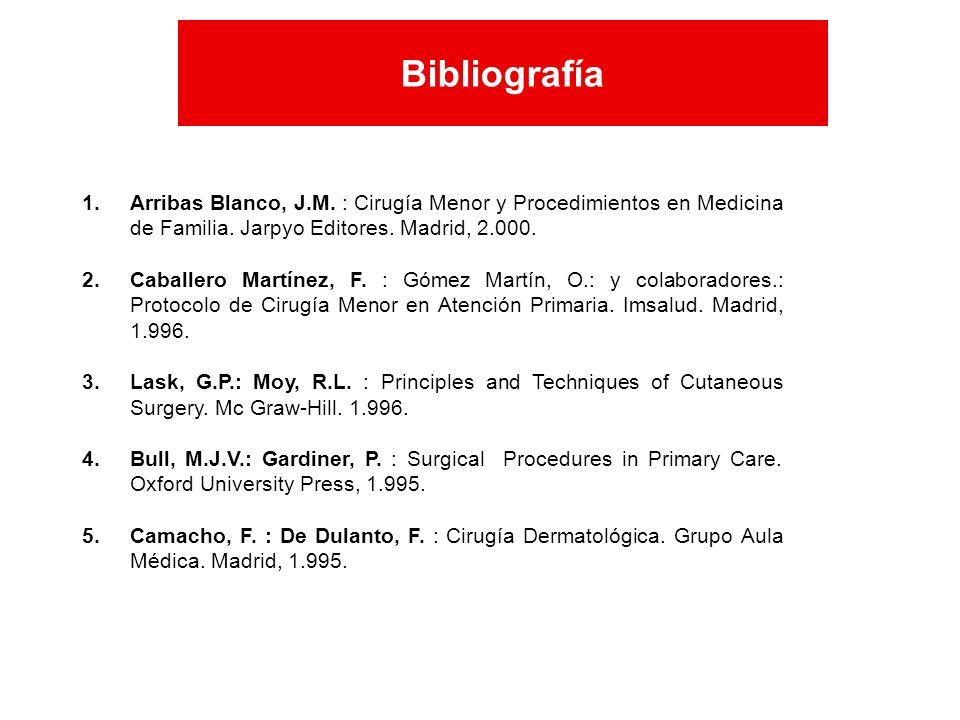 Bibliografía Bibliografía