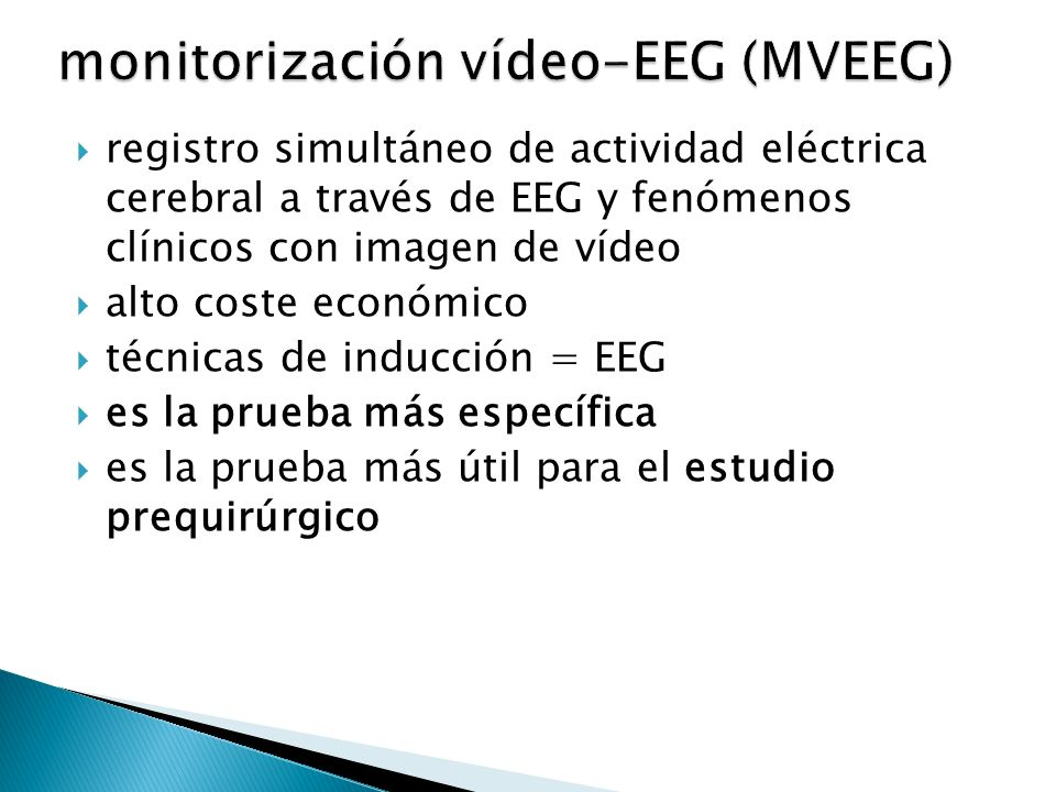 monitorización vídeo-EEG (MVEEG)