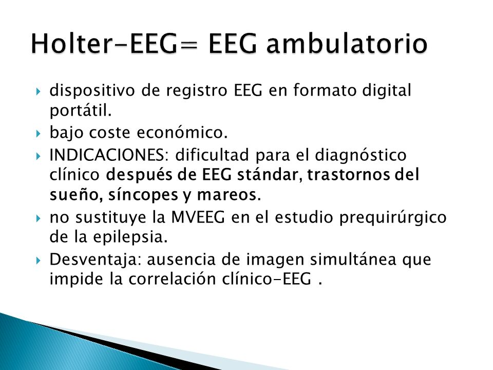 Holter-EEG= EEG ambulatorio