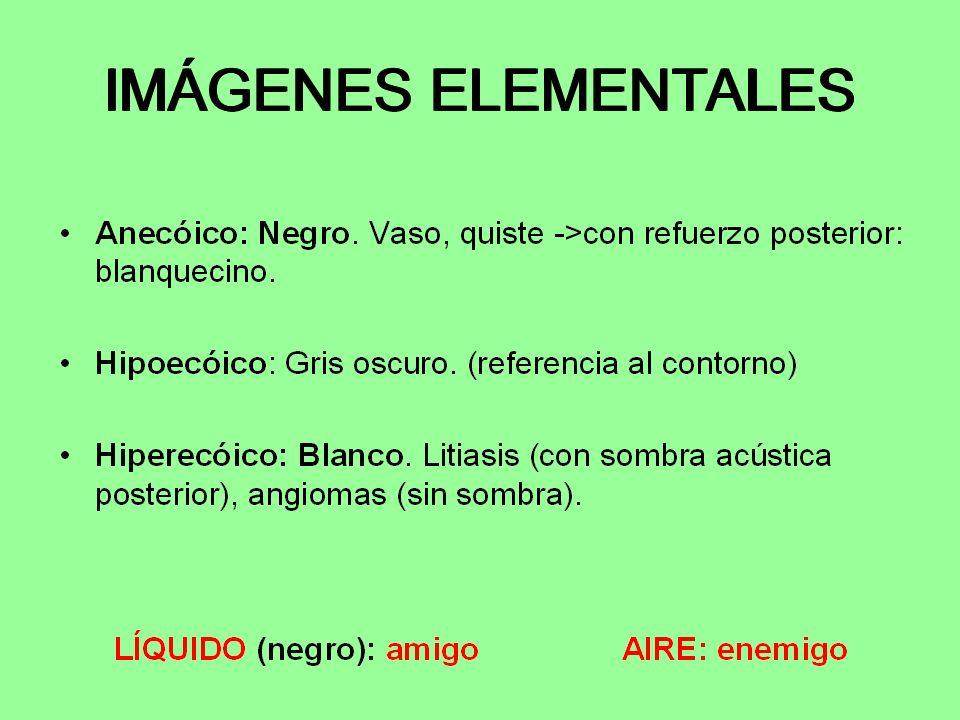 IMÁGENES ELEMENTALES IMÁGENES ELEMENTALES