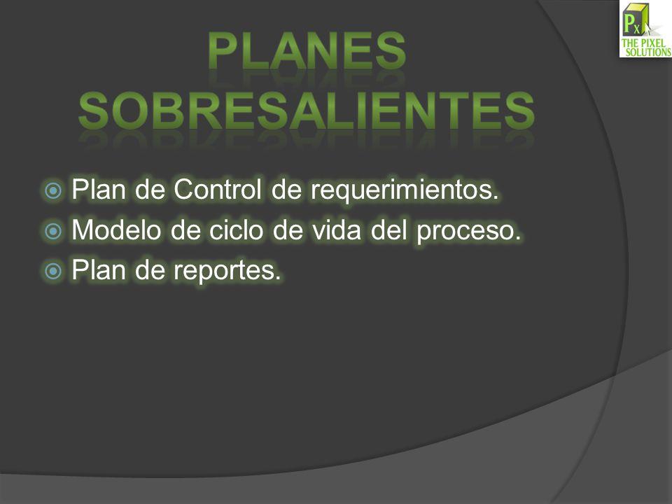 Planes sobresalientes