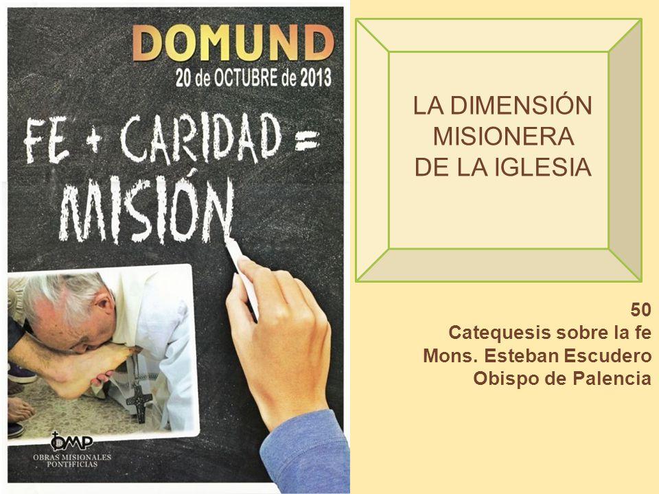 LA DIMENSIÓN MISIONERA DE LA IGLESIA
