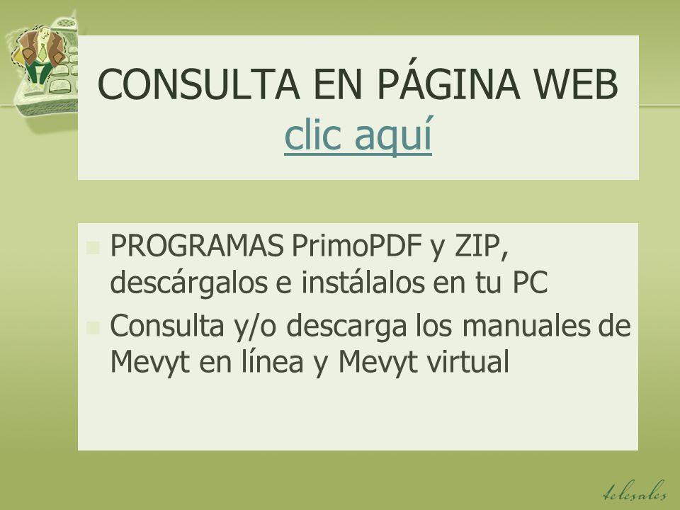 CONSULTA EN PÁGINA WEB clic aquí