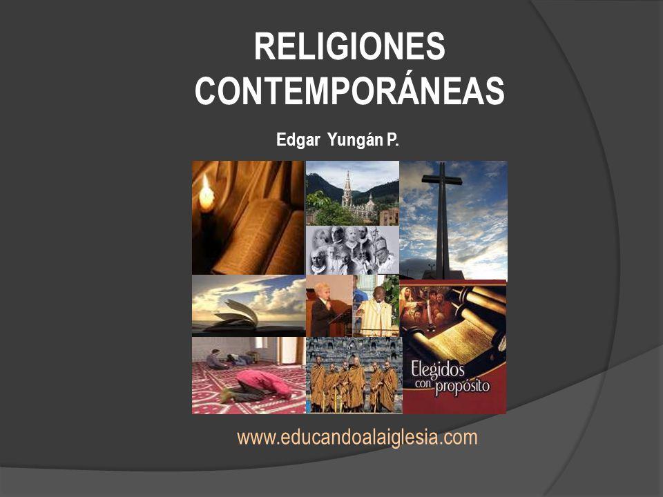 RELIGIONES CONTEMPORÁNEAS
