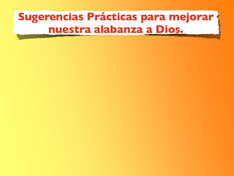 Es necesario preparar a los miembros de la iglesia para que dirijan la alabanza.