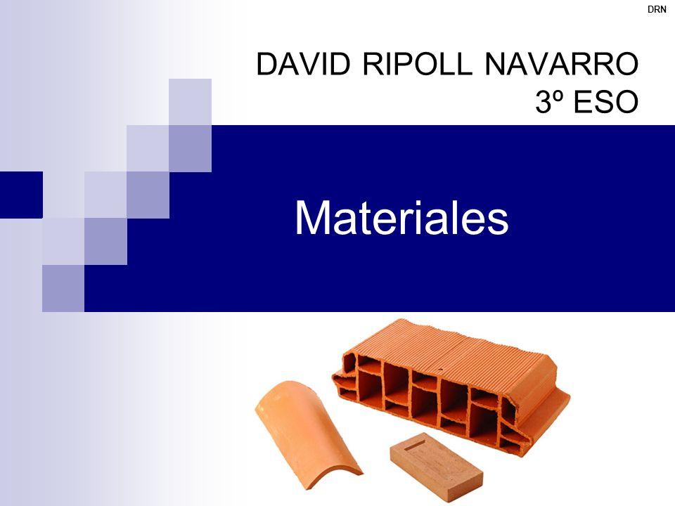 DAVID RIPOLL NAVARRO 3º ESO