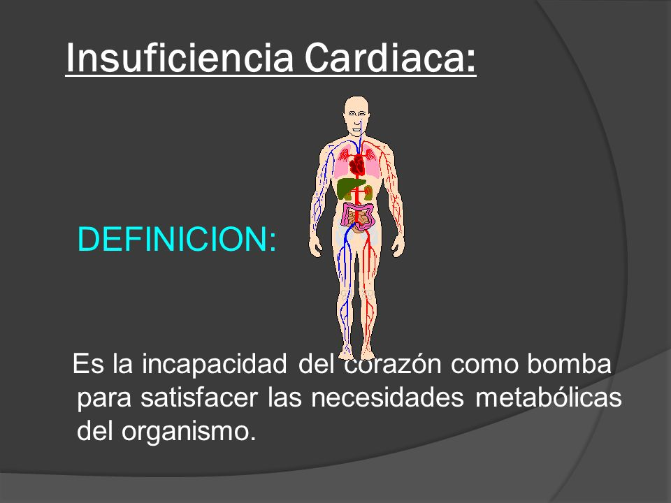 Insuficiencia Cardiaca: