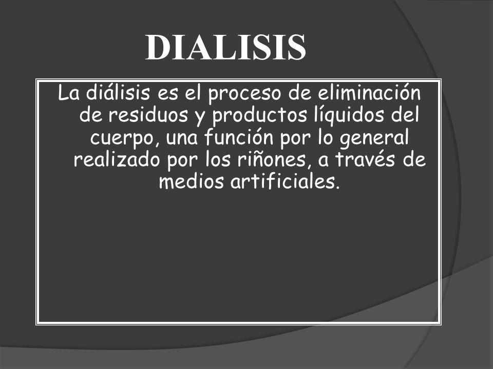 DIALISIS
