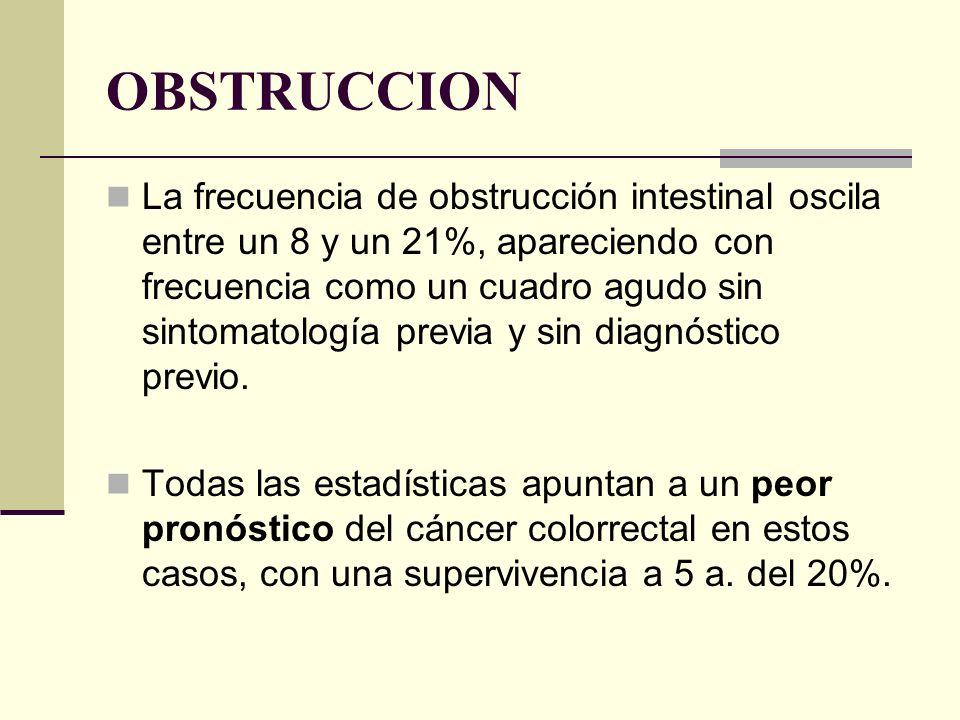 OBSTRUCCION