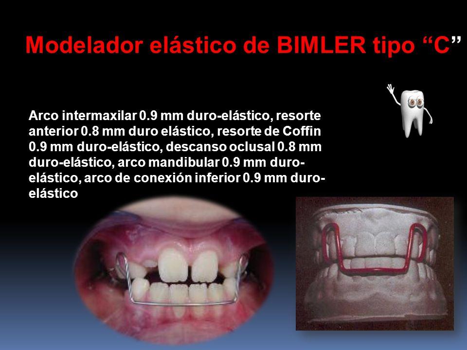 Modelador elástico de BIMLER tipo C