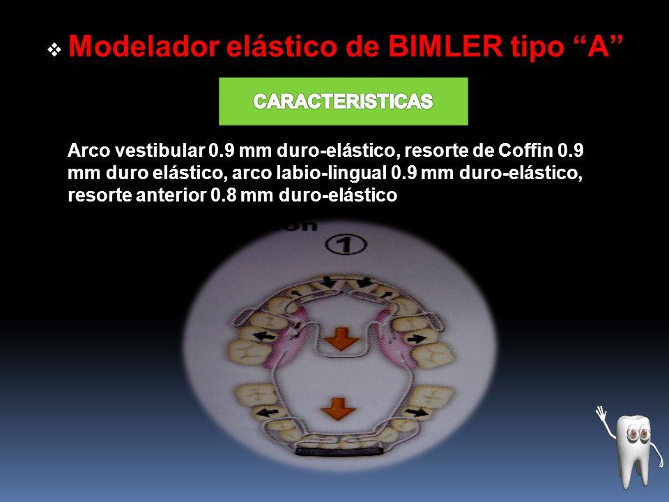 Modelador elástico de BIMLER tipo A