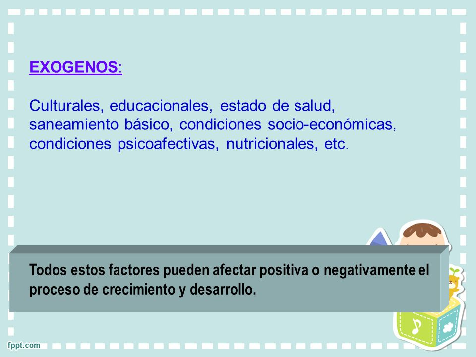 EXOGENOS: