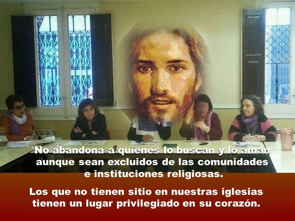 e instituciones religiosas.