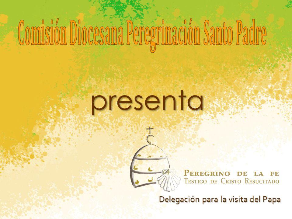 Comisión Diocesana Peregrinación Santo Padre
