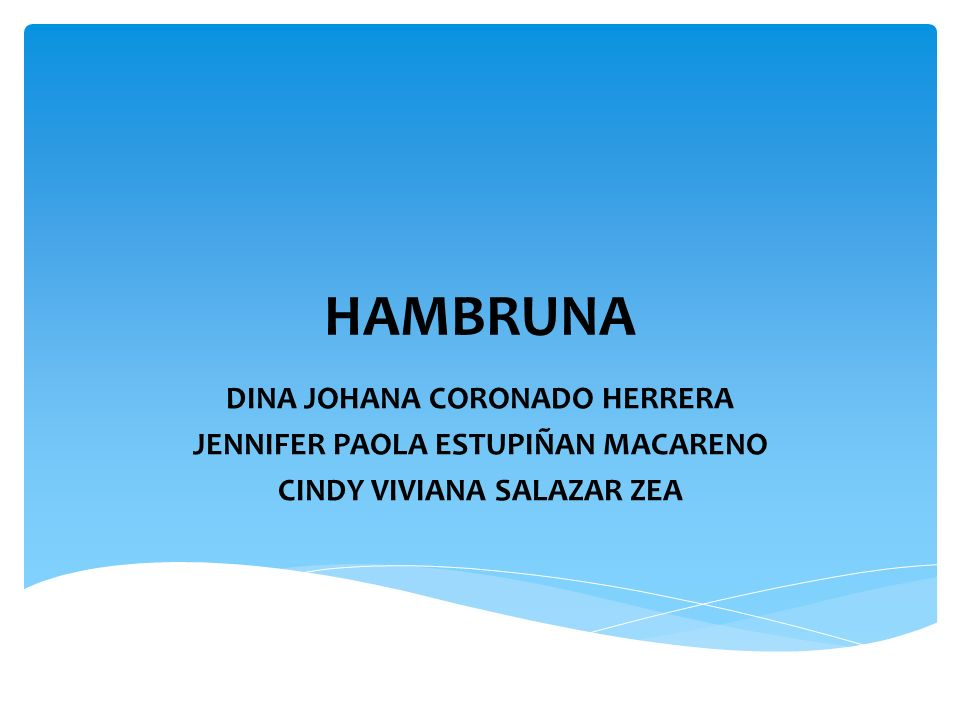 HAMBRUNA DINA JOHANA CORONADO HERRERA