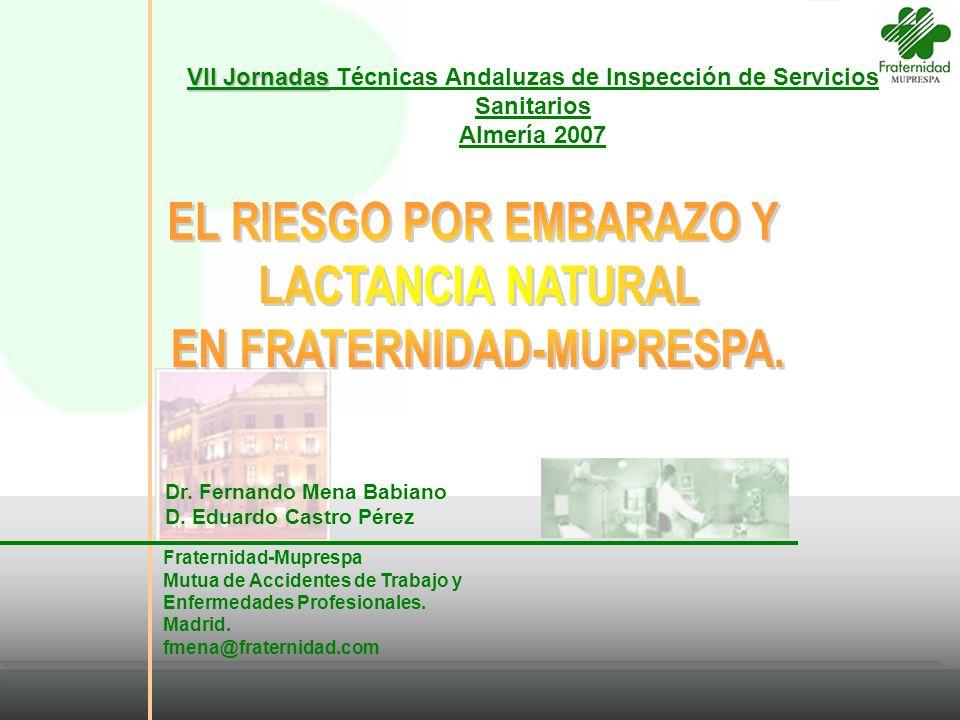 VII Jornadas Técnicas Andaluzas de Inspección de Servicios Sanitarios