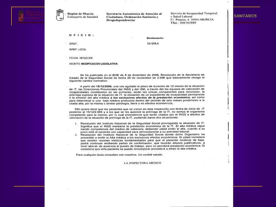 VII JORNADAS TÉCNICAS DE INSPECCIÓN DE SERVICIOS SANITARIOS