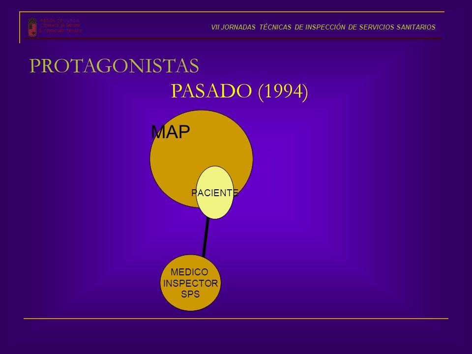 PROTAGONISTAS PASADO (1994)