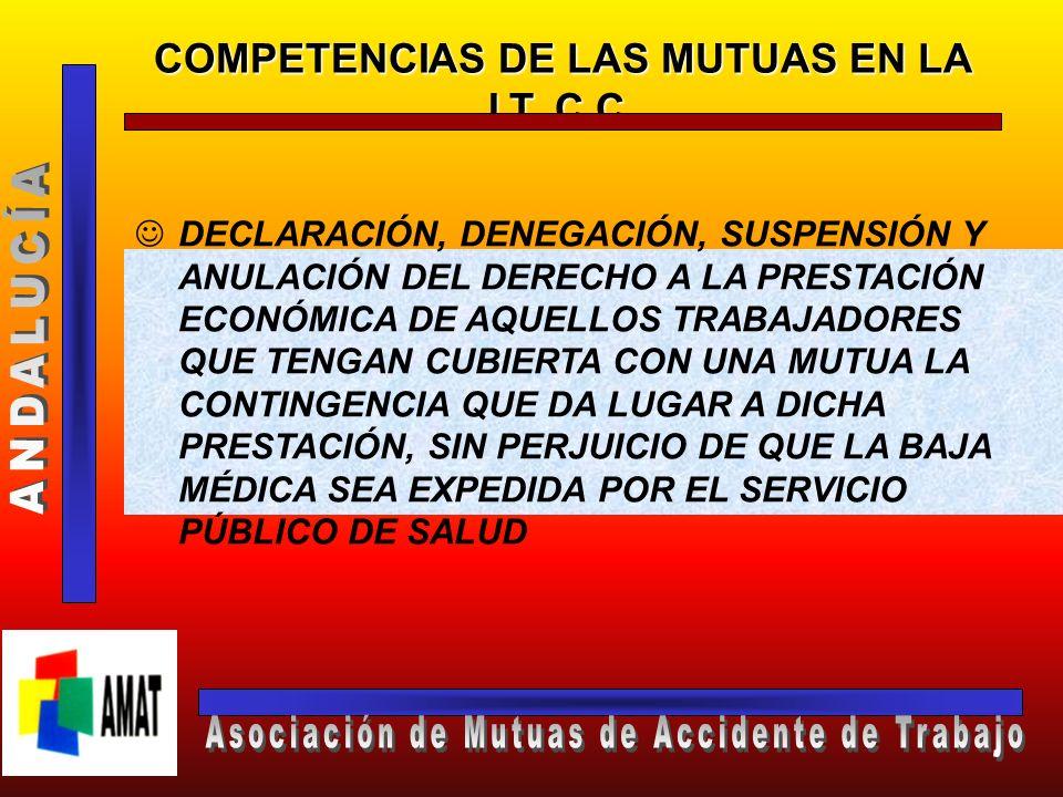 ANDALUCÍA Asociación de Mutuas de Accidente de Trabajo