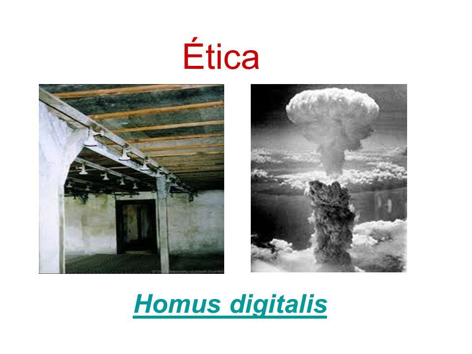 Ética Homus digitalis