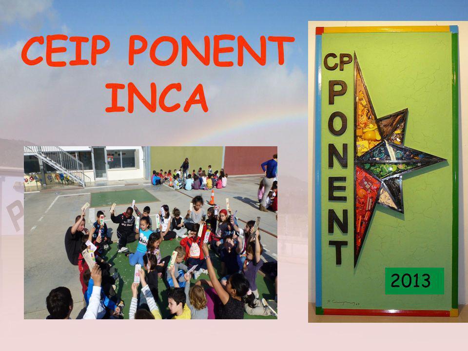 CEIP PONENT INCA 2013