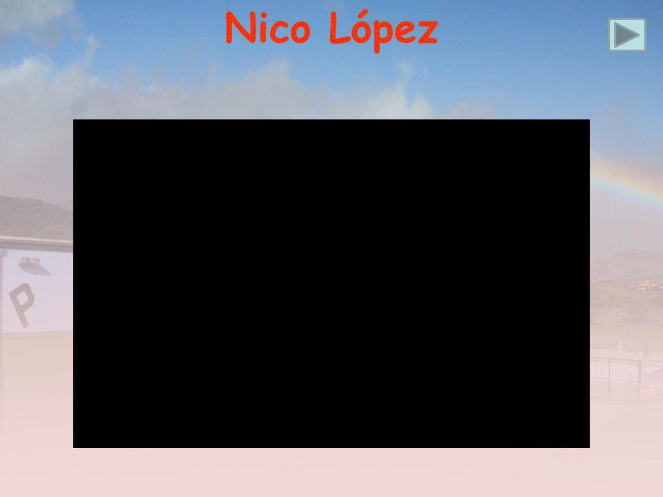 Nico López