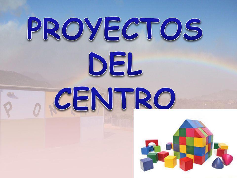 PROYECTOS DEL CENTRO