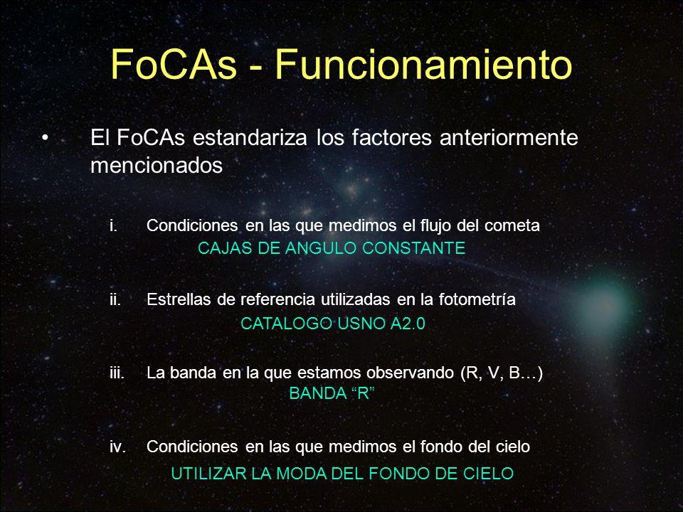 FoCAs - Funcionamiento