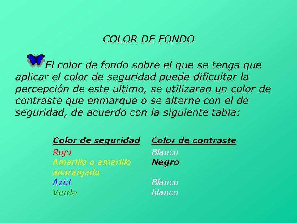 COLOR DE FONDO