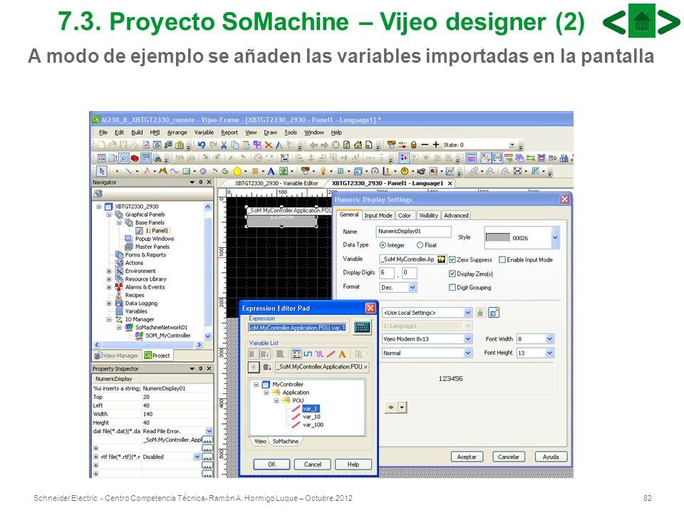 7.3. Proyecto SoMachine – Vijeo designer (2)