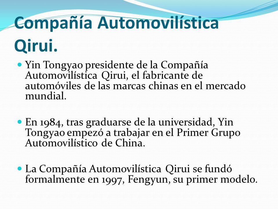 Compañía Automovilística Qirui.