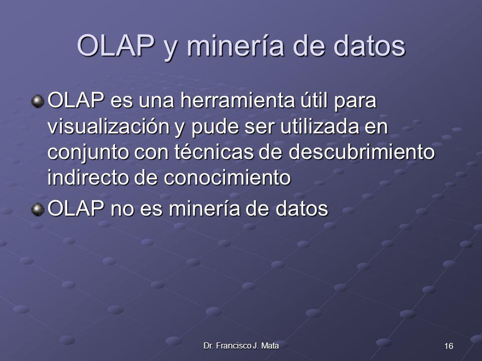 OLAP y minería de datos