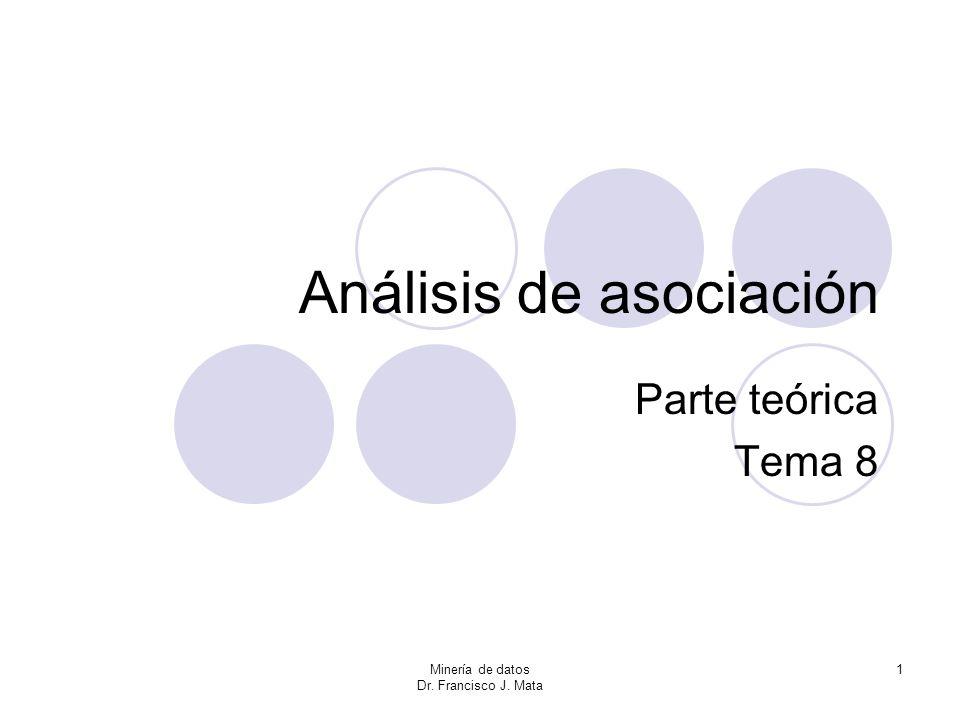 Análisis de asociación