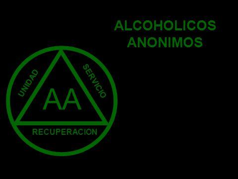 ALCOHOLICOS ANONIMOS UNIDAD SERVICIO AA RECUPERACION