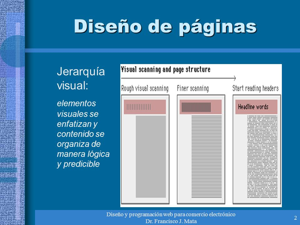 Diseño y programación web para comercio electrónico