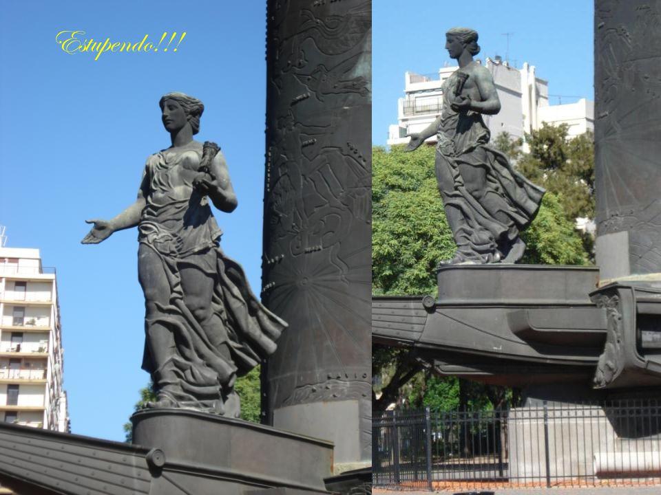 Monumento a la confraternidad argentino-uruguaya