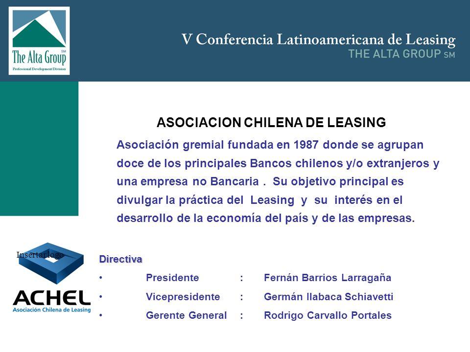 ASOCIACION CHILENA DE LEASING