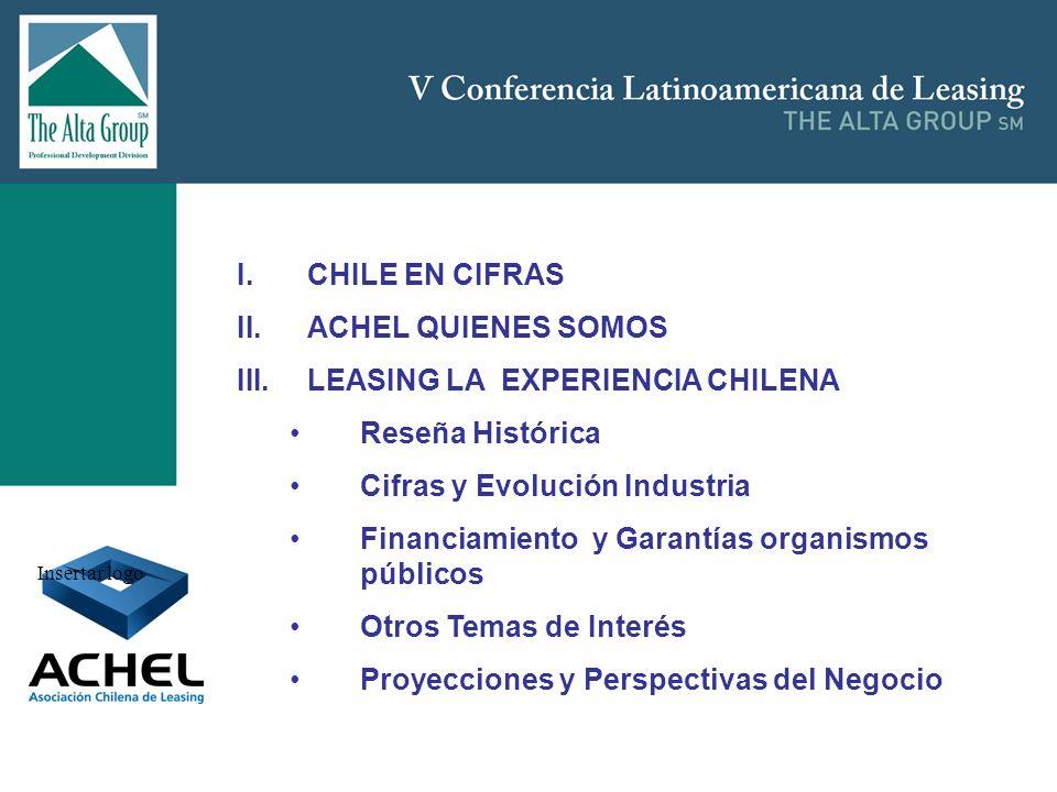 LEASING LA EXPERIENCIA CHILENA Reseña Histórica